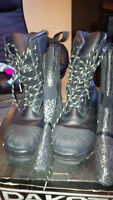 Dakota CTCP Oil Transitional Boots *NEW* Size 10