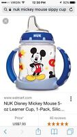 Lost Mickey Mouse sippy cup