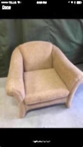 Great, Neutral Accent Chair  Peterborough Peterborough Area image 1