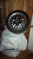 Acura TSX  Winter Tire And Rims