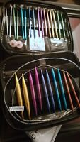 Knitting Needle Kit by Boyle with a case to keep it organized
