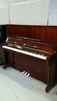 Pre-owned Petrof Upright