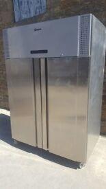 Gram Plus 2 Door Cabinet Freezer