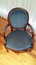 2 x French Provincial Louis XV type Armchairs Oakleigh Monash Area Preview