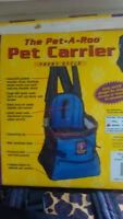 PET CARRIER FRONT STYLE