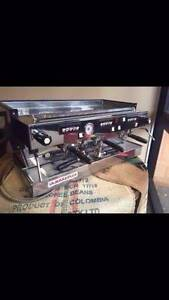 Three Group La Marzocco Linea Commercial Coffee Machine Marrickville Marrickville Area Preview