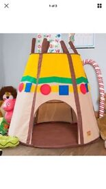 Childrens Limited Edition Teepee Tent - Ideal Xmas Gift