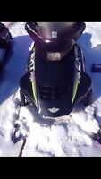 1991 EXT   Arctic cat with reverse