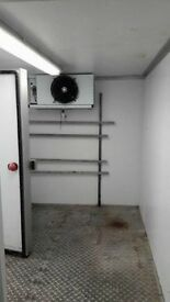 Williams Commercial Cold & Frozen Walk-in Chiller Rooms