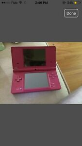 Nintendo Ds with 9 nice games!
