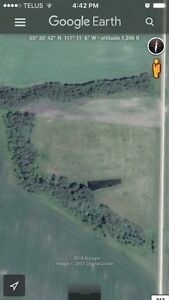 Valleyview Land 7.7 acres with small hunting cabin
