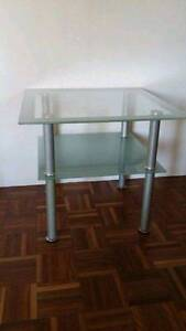 Glass Coffee Table Strathfield South Strathfield Area Preview