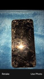 Broken iPhone 6s for sale (spares&repairs)