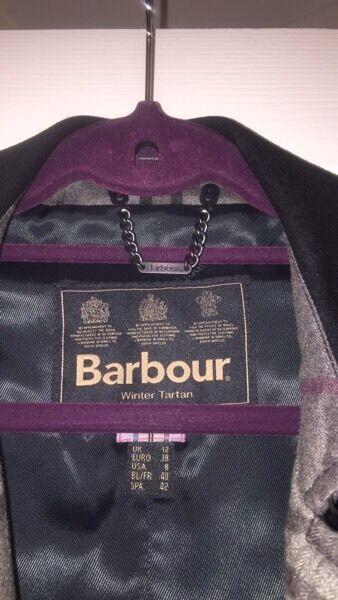 Barbour ladies jacket