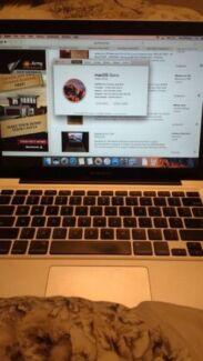 Late 2011 Macbook Pro