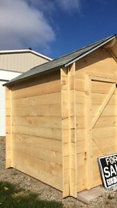 Wood Garden Shed -New Kitchener / Waterloo Kitchener Area image 2