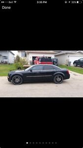2008 Chrysler 300 trades on Suv welcome
