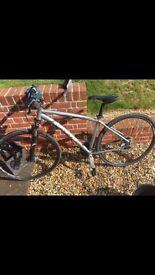 Whytes hybrid mountain bike