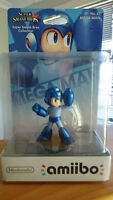 Looking to trade my Mega Man Amiibo!