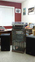 Home Stereo System - $250