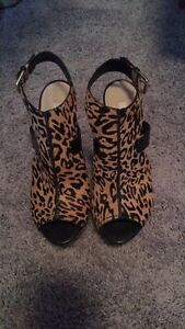 Shoes Jessica Simpson, spring, guess, size 8 Strathcona County Edmonton Area image 8