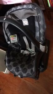 Peg perego car seat with 2 bases!