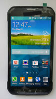 UNLOCKED CAMO GREEN SAMSUNG GALAXY S5 ACTIVE - NEVER USED - $425