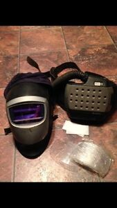 3m speed glass welding helmet