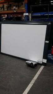 Set 10 Interactive whiteboards with projectors Braybrook Maribyrnong Area Preview
