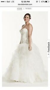 Beautiful Wedding Dress Windsor Region Ontario image 3
