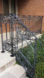 Custom Railings, Hand Rails, Stairs,Ramps, Guard Railing Systems London Ontario image 1