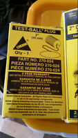 """NEW 4 TEST BELL FOR 2"""" PLUMBING PAID $45 SELL FOR $35 EACH OR AL"""
