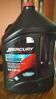 MERC 25W-40 motor oil