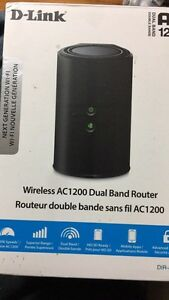 D link wireless router  Peterborough Peterborough Area image 1