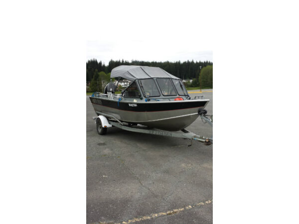 Used 2006 Other North River Seahawk Aluminum Fishing Boat