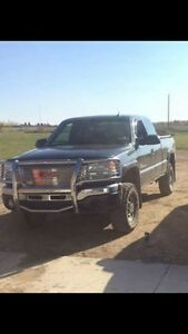 2003 GMC  Sierra SLT 2500HD extended cab . For sale