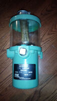 Lincoln Centro matic Lubricant Ram Pump