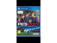 "WANTED """" PES 2017 -PS4 version - WANTED"