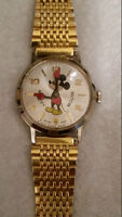 Mickey Mouse Watch 50th anniversary