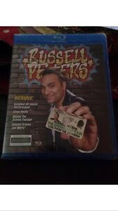 Russell peters blue ray DVD The Green Card Tour