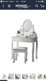 Dressing table (brand new)