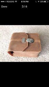 Canon PowerShot g series leather carrying case St. John's Newfoundland image 3