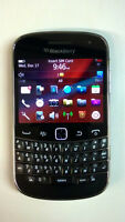 BLACKBERRY 9900 BOLD WITH CASE AND EXTRAS WITH FREE UNLOCK CODE