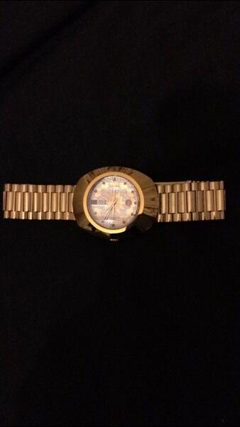 Rado die5tar men's watch