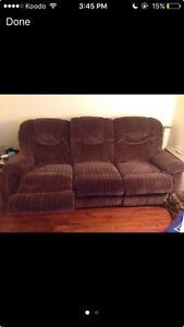 ***REDUCED***Lazy boy Double Recliner