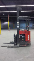used forklift chariot elevateur raymond