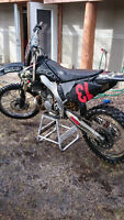 cr 250r two stroke good condition