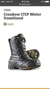 Winter Safety Boot - Size 12