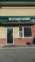 Wholesale and Retail Butcher Shop