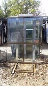 Bronze Sliding Window 2100h x 1660w Loganholme Logan Area Preview